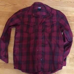 North Face men's shirt